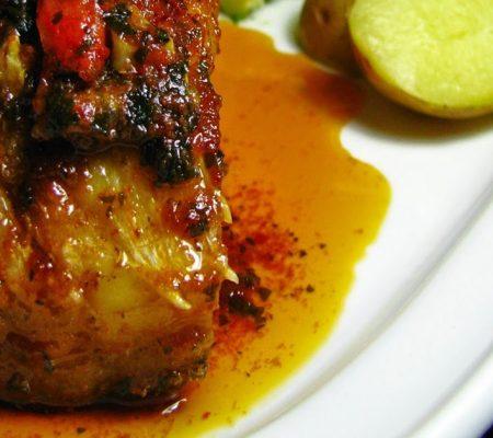 receita bacalhau frito à moda dos Açores