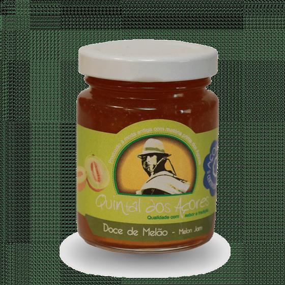 doce de melão quintal dos açores