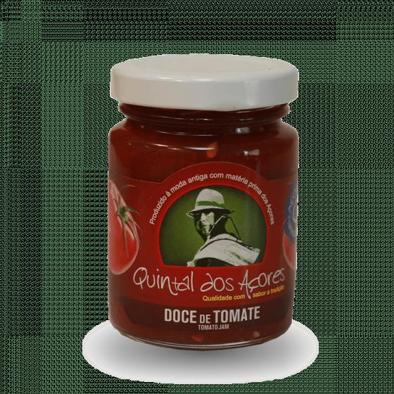 doce de tomate açores