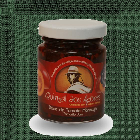 doce tomate maracuja açores