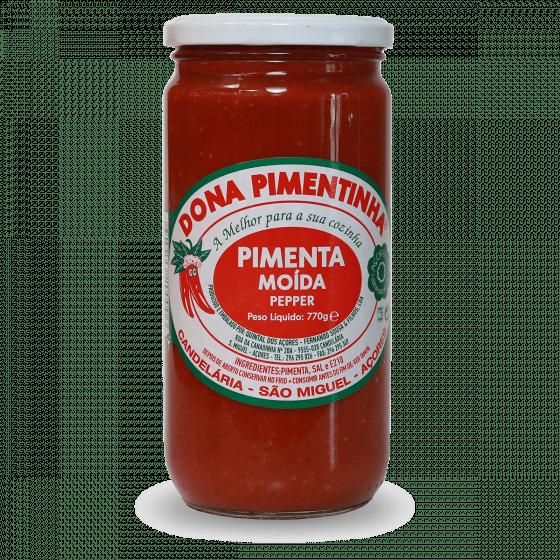 pimenta moída dona pimentinha