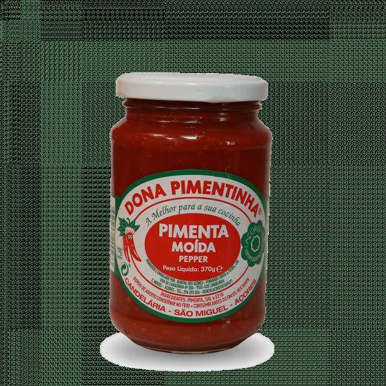 pimenta moída pequena dona pimentinha açores