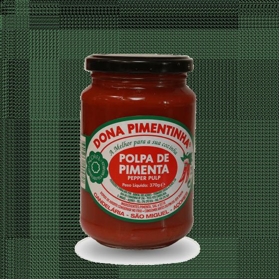 polpa de pimenta dona pimentinha açores